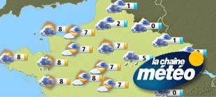 Suivez l'évolution de vos conditions météo