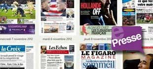 Le meilleur de la presse quotidienne et magazine