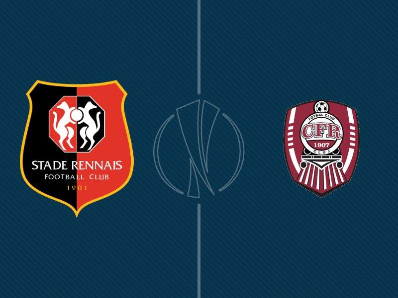 Rennes piégé par le CFR Cluj