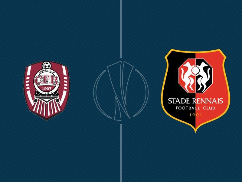 Rennes surpris sur le fil face au CFR Cluj