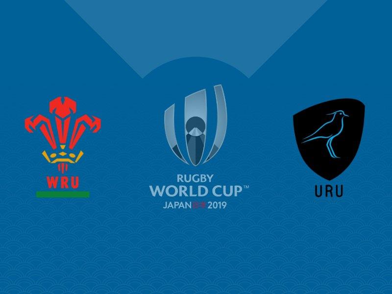 Le pays de Galles fait plier l'Uruguay avec le bonus offensif