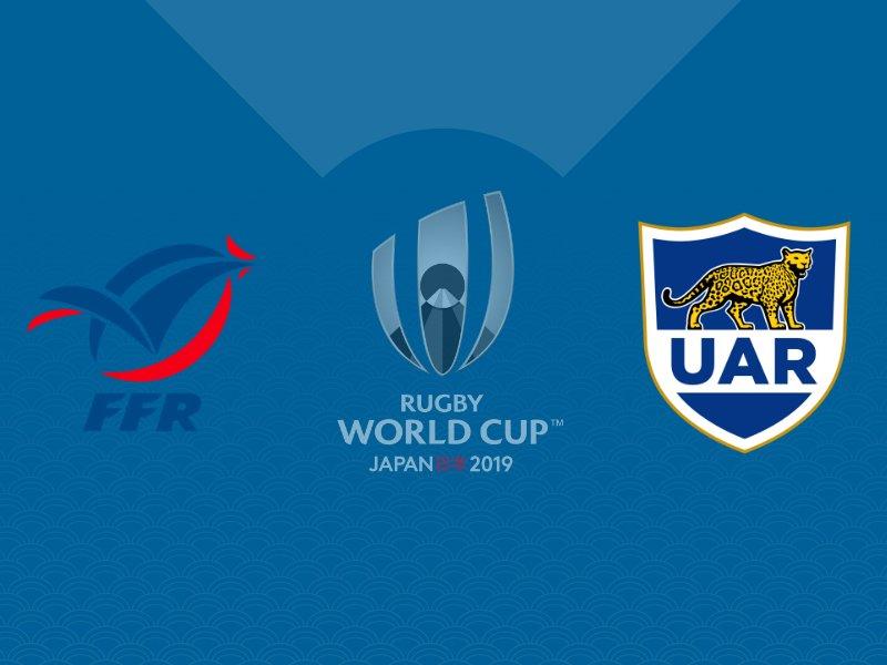 Le XV de France fait plier l'Argentine