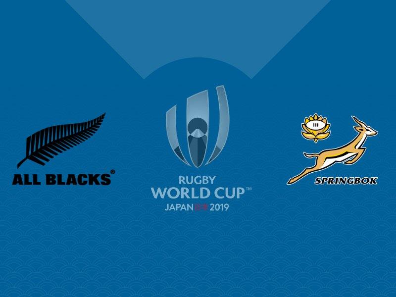 La Nouvelle Zélande écrase l'Afrique du Sud