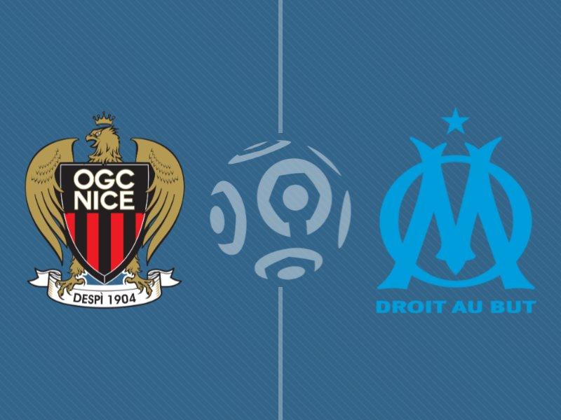 Marseille domine Nice