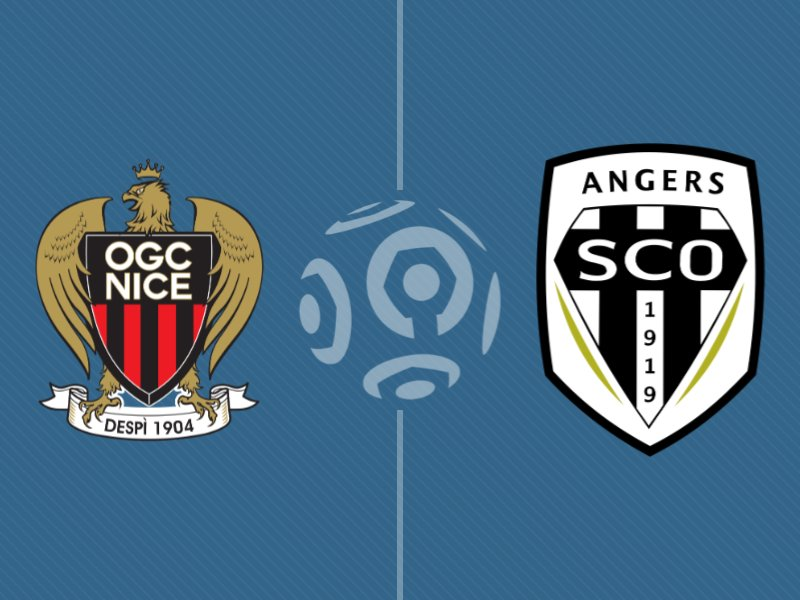Nice s'impose face à Angers