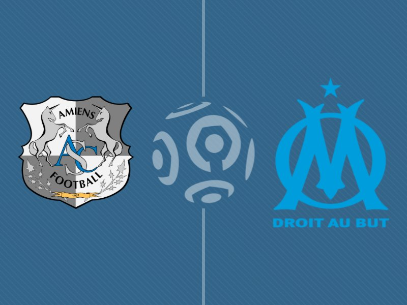Marseille s'incline face à Amiens