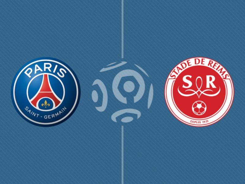 Le Paris SG surpris par Reims