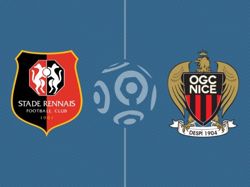 Rennes piégé sur le fil face à Nice