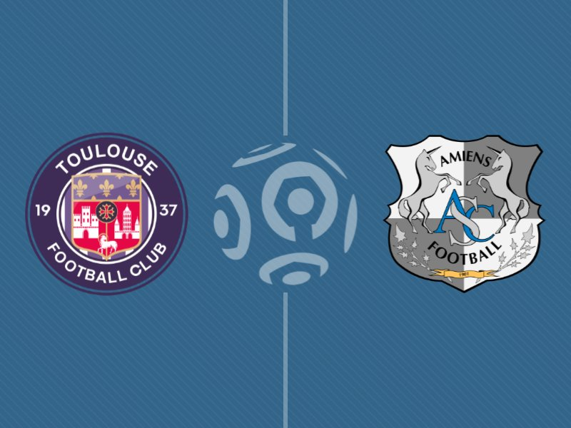 Toulouse domine Amiens
