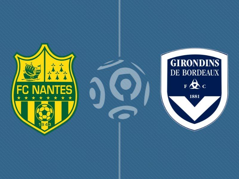 Nantes s'offre le derby face à Bordeaux