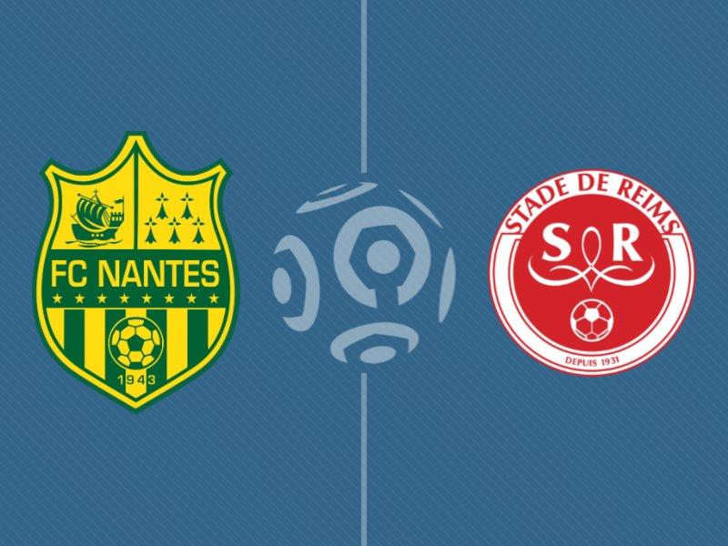 Nantes s'impose face à Reims