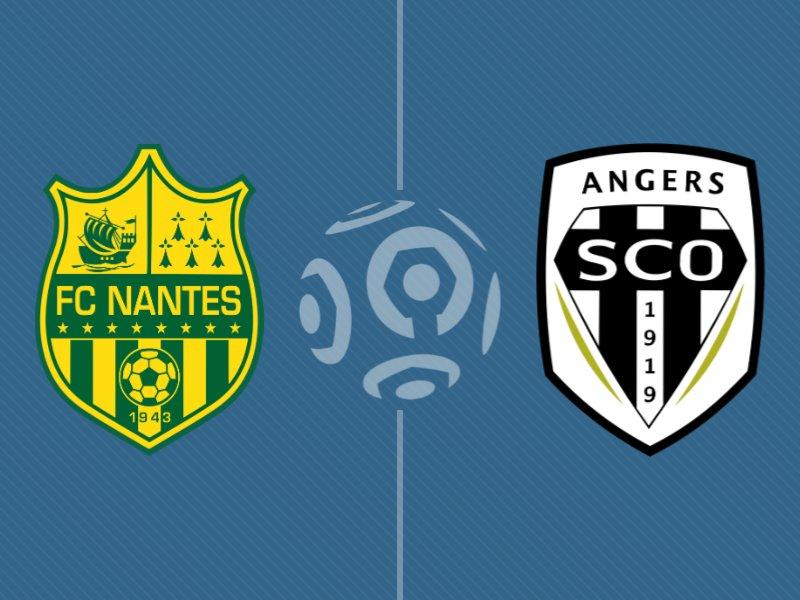 Angers s'impose sur le fil face à Nantes