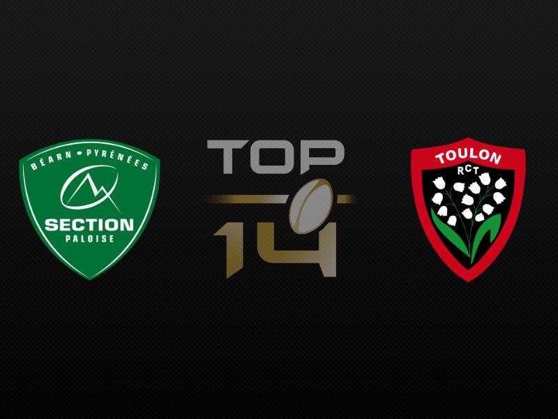 Toulon fait plier Pau