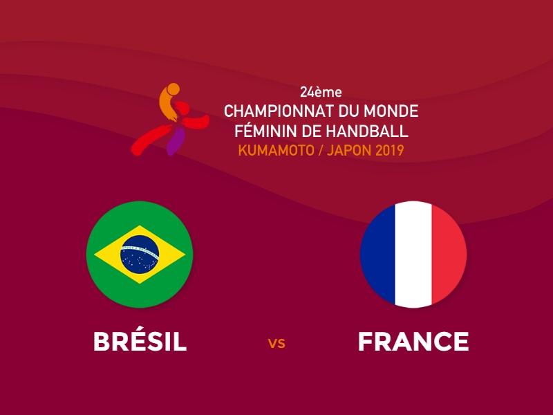 La France se contente du nul face au Brésil