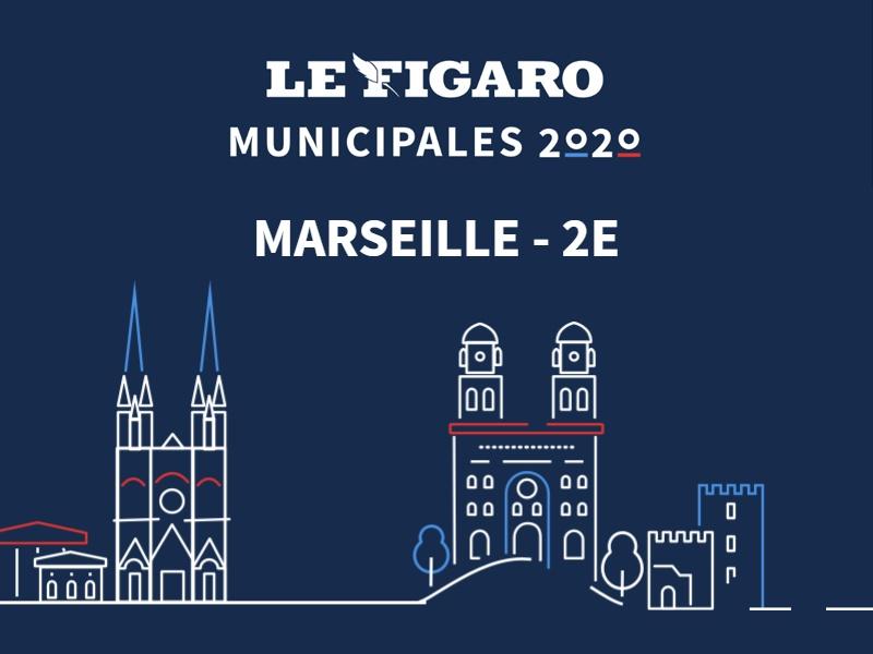MUNICIPALES à Marseille - 2e: les résultats du 2nd tour sont disponibles. Découvrez-les en story!