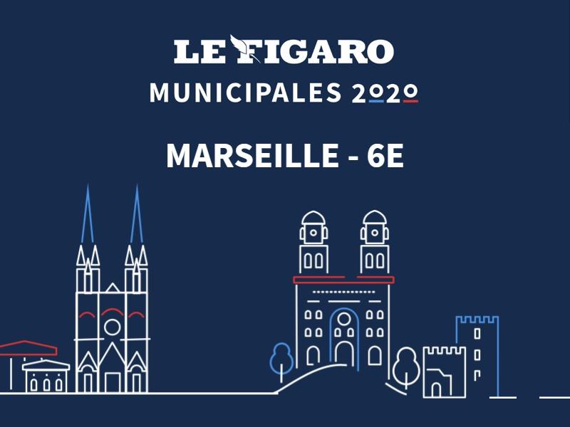 MUNICIPALES à Marseille - 6e: les résultats du 2nd tour sont disponibles. Découvrez-les en story!