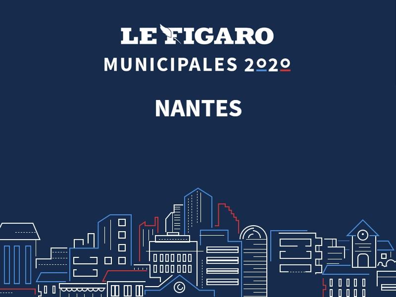 MUNICIPALES à Nantes: les résultats du 1er tour sont disponibles. Découvrez-les en story!