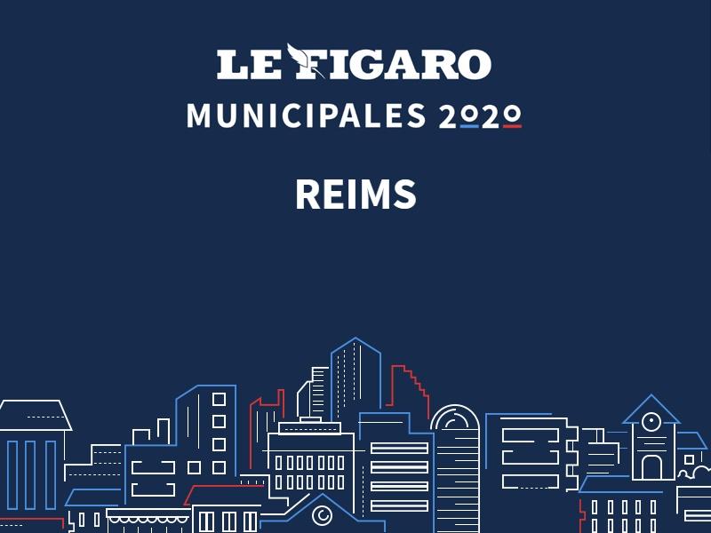 MUNICIPALES à Reims: les résultats du 1er tour sont disponibles. Découvrez-les en story!