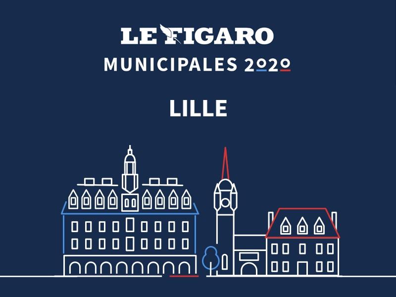 MUNICIPALES à Lille: les résultats du 2nd tour sont disponibles. Découvrez-les en story!