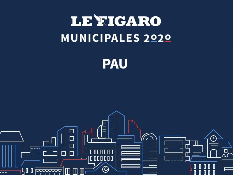 MUNICIPALES à Pau : les résultats du 2nd tour sont disponibles. Découvrez-les en story!