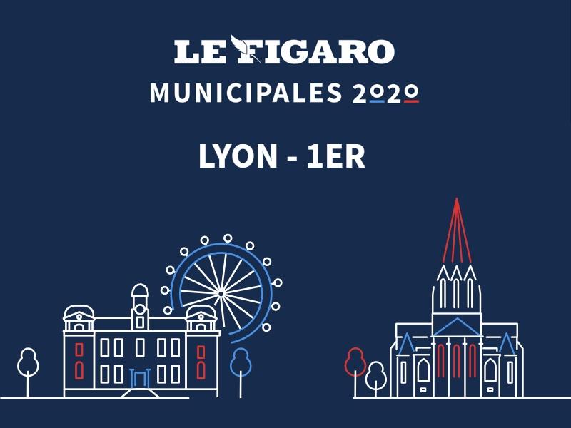 MUNICIPALES à Lyon - 1er : les résultats du 2nd tour sont disponibles. Découvrez-les en story!