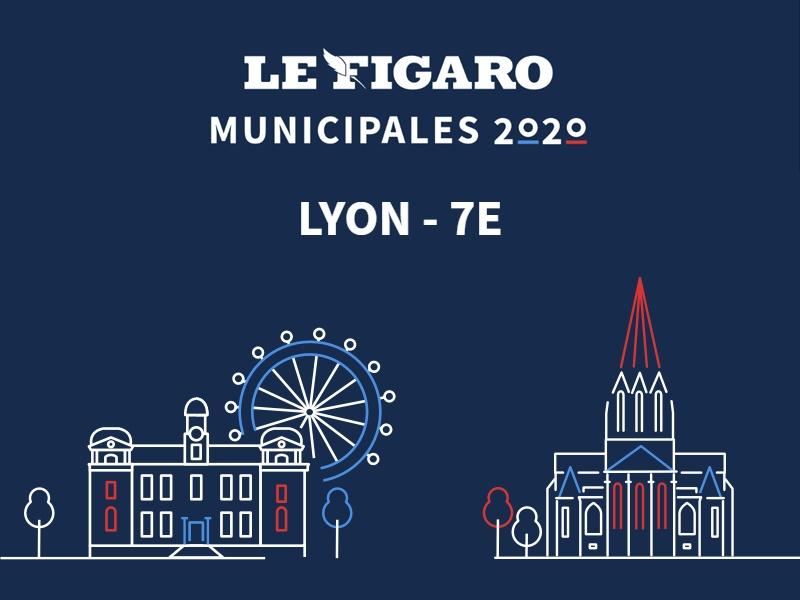 MUNICIPALES à Lyon - 7e: les résultats du 2nd tour sont disponibles. Découvrez-les en story!