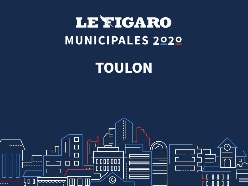 MUNICIPALES à Toulon: les résultats du 1er tour sont disponibles. Découvrez-les en story!