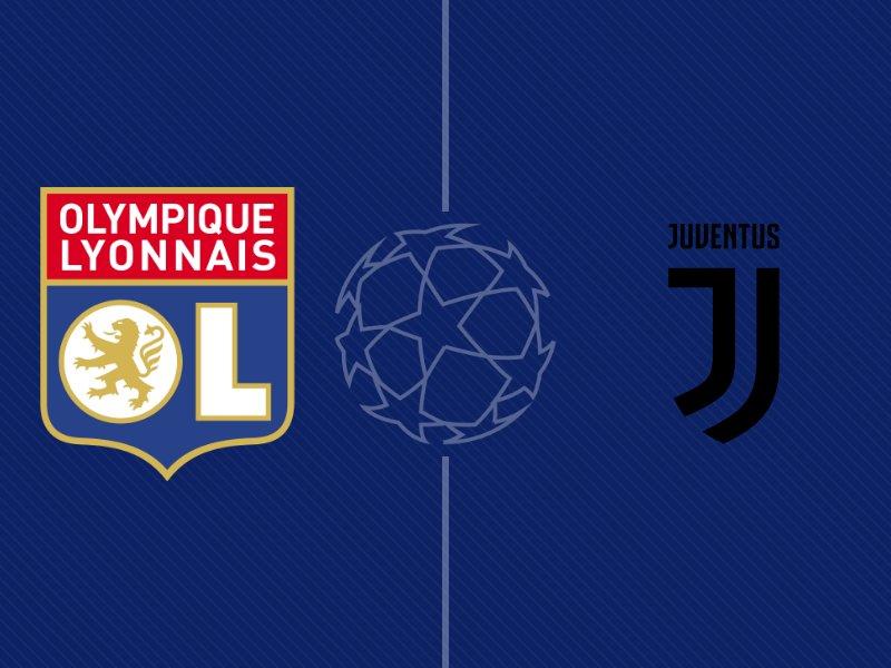 Lyon domine Juventus