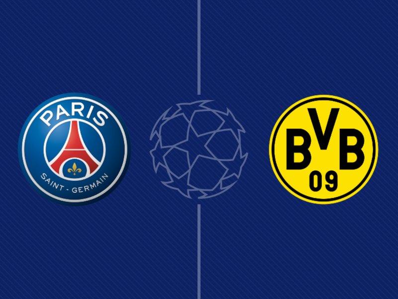 Pluie de cartons lors de la victoire de le Paris SG sur Dortmund