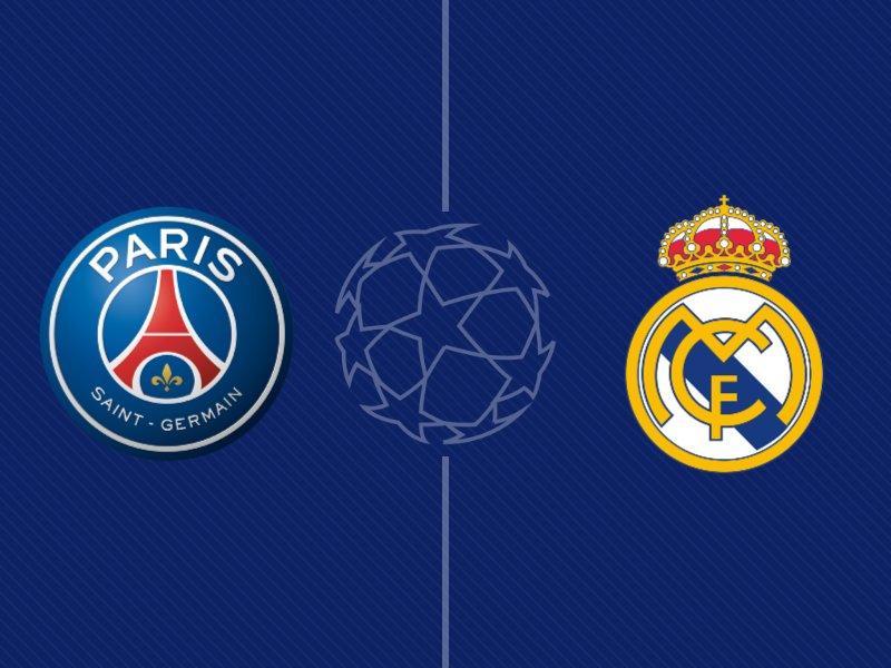Emmené par un grand Di María, le Paris SG surclasse le Real Madrid