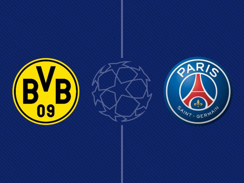 Le Paris SG piégé par Dortmund