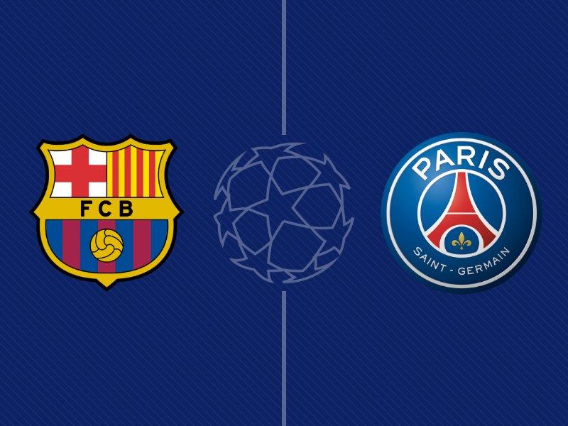 Emmené par un grand Mbappé, le Paris SG humilie FC Barcelone