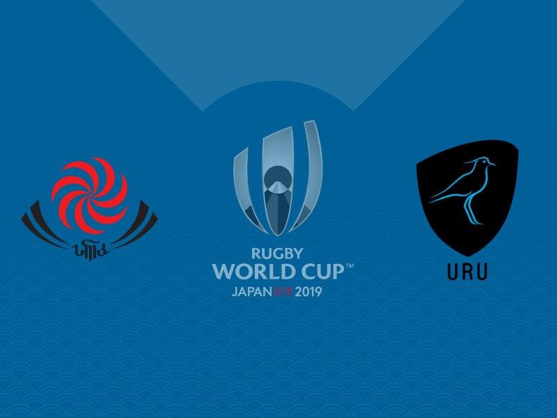La Géorgie s'impose face à l'Uruguay avec le bonus offensif