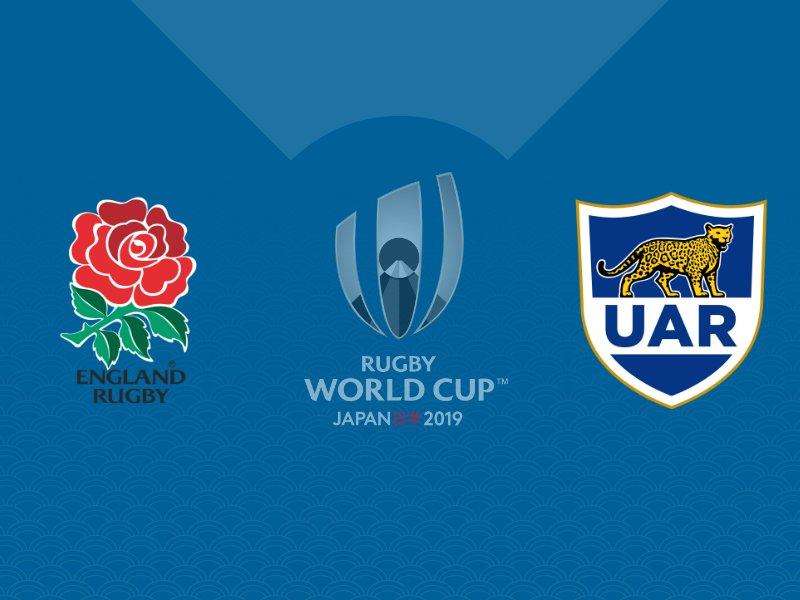 L'Angleterre s'impose face à l'Argentine avec le bonus offensif