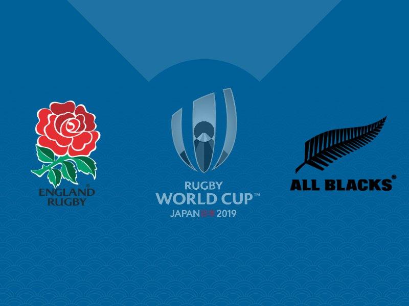 L'Angleterre s'impose face à la Nouvelle Zélande