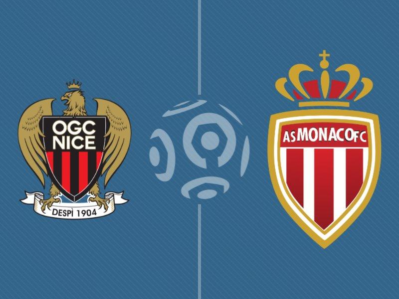 Monaco piégé sur le fil face à Nice
