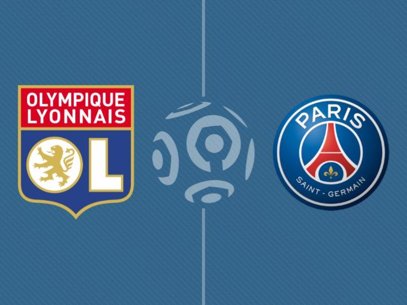 Le Paris SG s'impose sur le fil face à Lyon