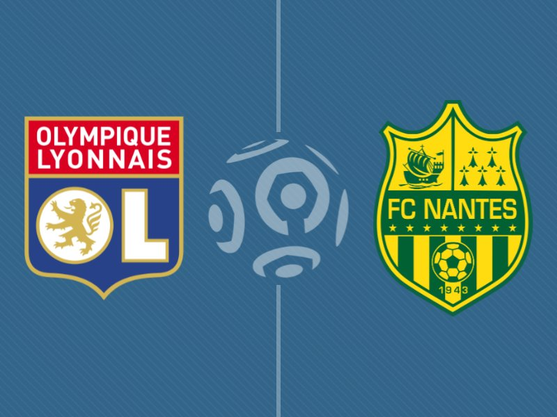 Lyon s'incline face à Nantes