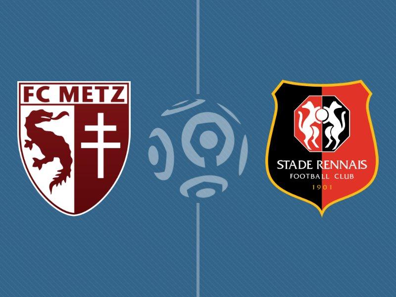 Rennes s'impose face à Metz