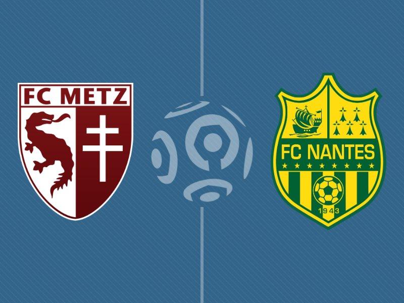Metz s'impose sur le fil face à Nantes