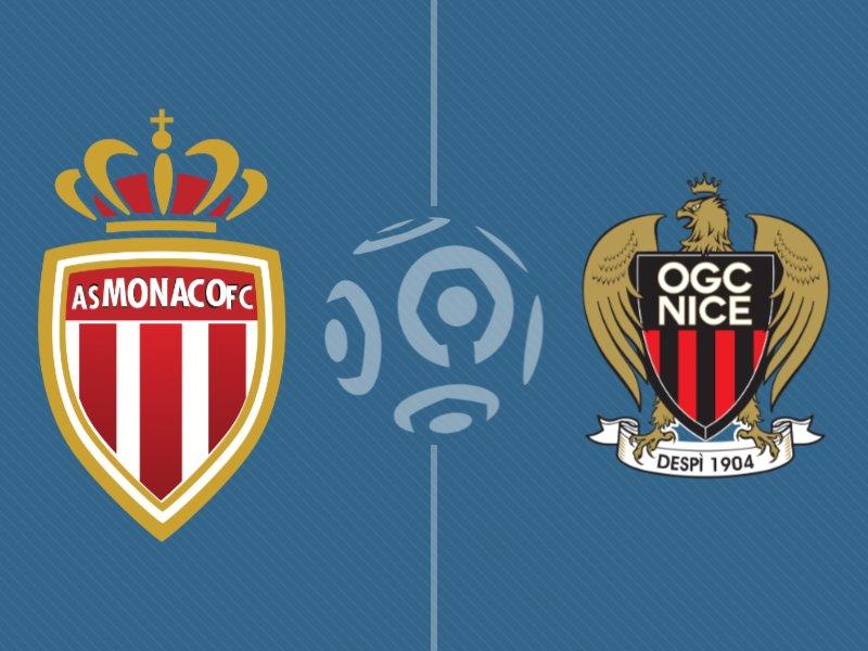Emmené par un grand Golovin, Monaco surclasse Nice