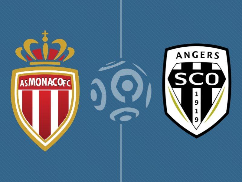 Monaco s'impose face à Angers