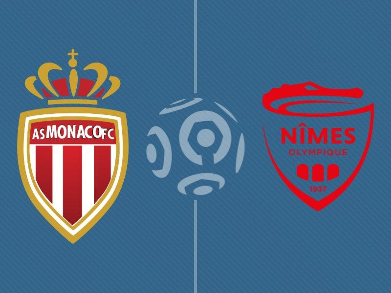 Monaco et Nîmes se neutralisent