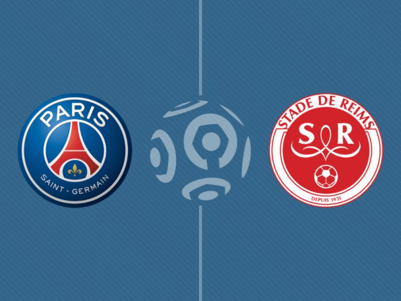 Le Paris SG surpris par Reims