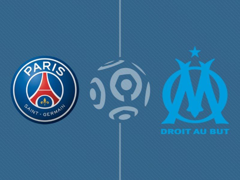 Le Paris SG s'offre le Classique face à Marseille