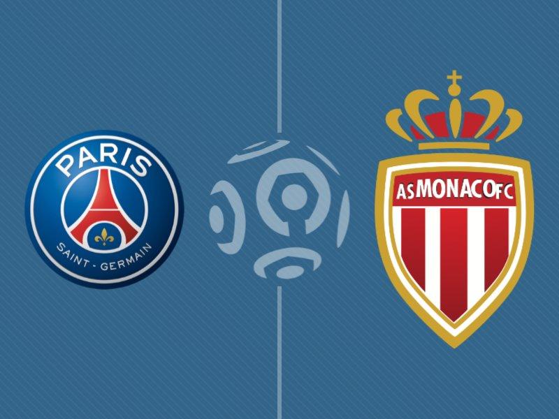 Le Paris SG et Monaco dos à dos