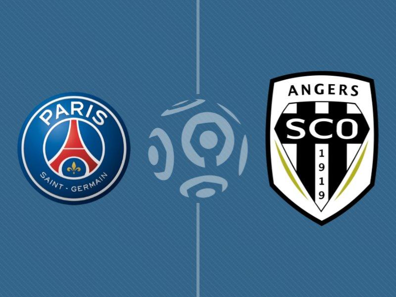Le Paris SG humilie Angers