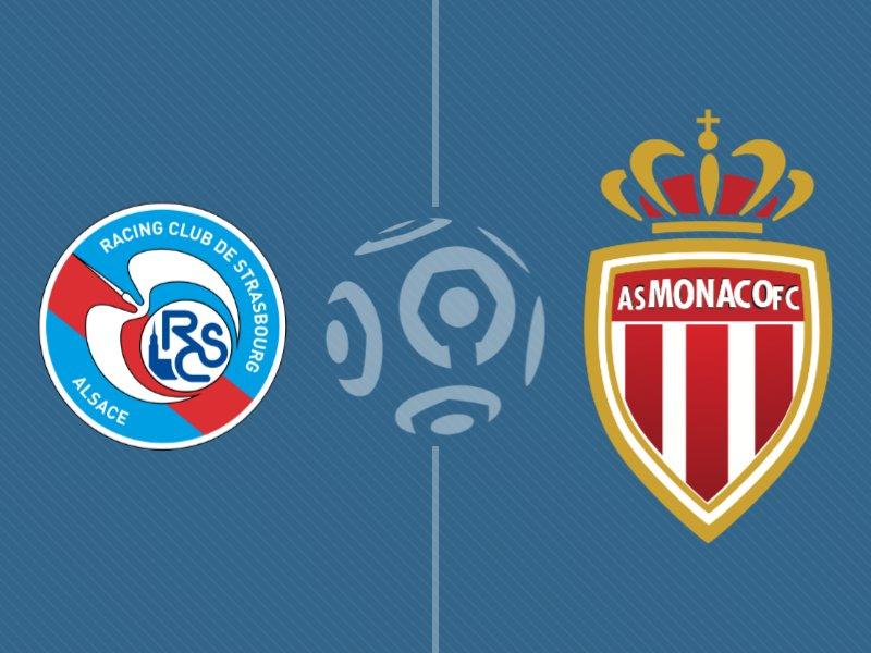 Strasbourg et Monaco se neutralisent