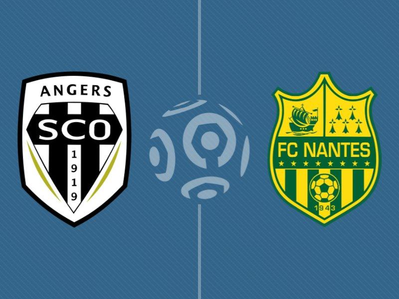 Angers s'impose face à Nantes