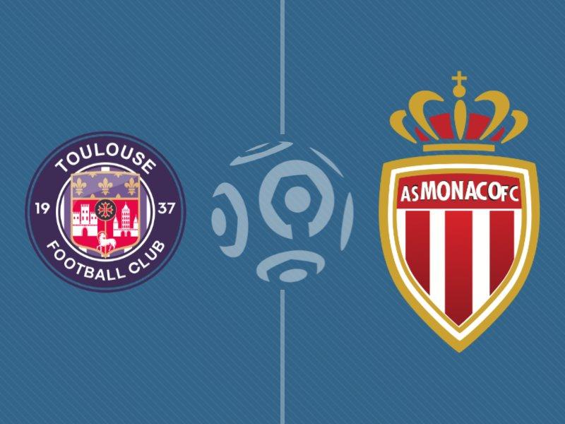 Monaco domine Toulouse